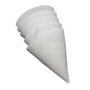 cone filter d160