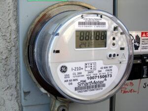 elektros skailiukas